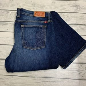 Lucky Brand Jeans Ashford Classic Rider Size 12